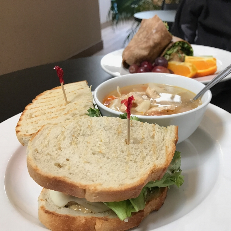 Everett's Best Sandwich Shop Live in Everett