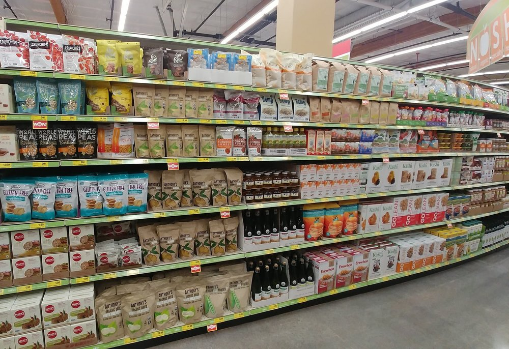 Grocery Outlet has organic goodies, too // Christopher Bragg