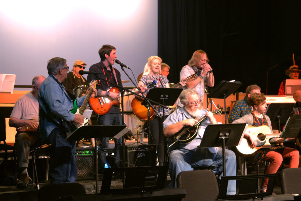 Courtesy of the Snohomish County Music Project and the Northwest Music Hall