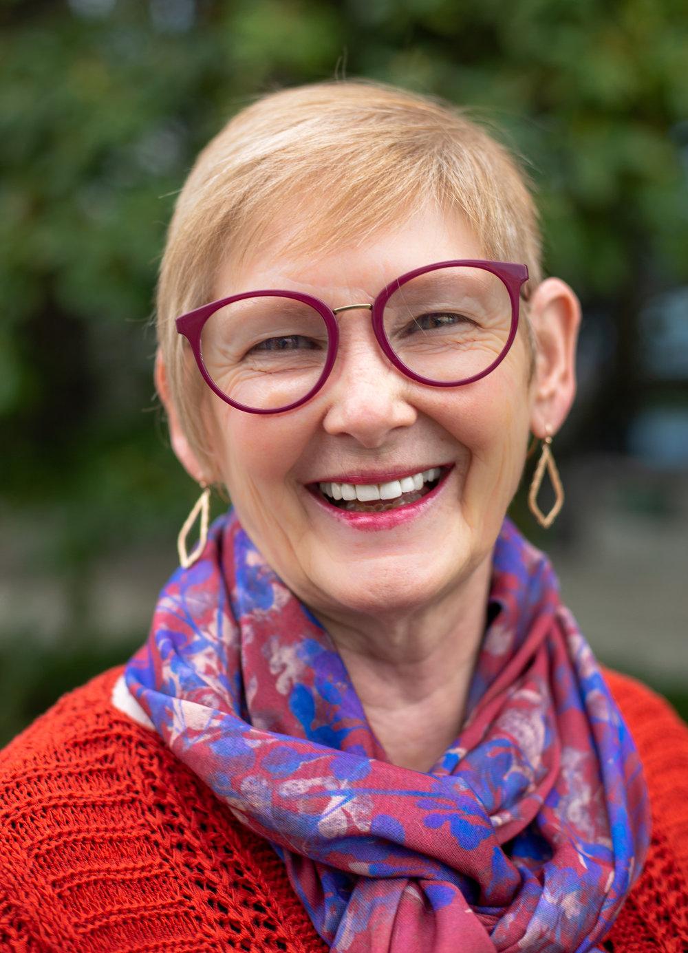 Karen McAllister, Bayside Neighborhood Association Chair // Courtesy Karen McAllister
