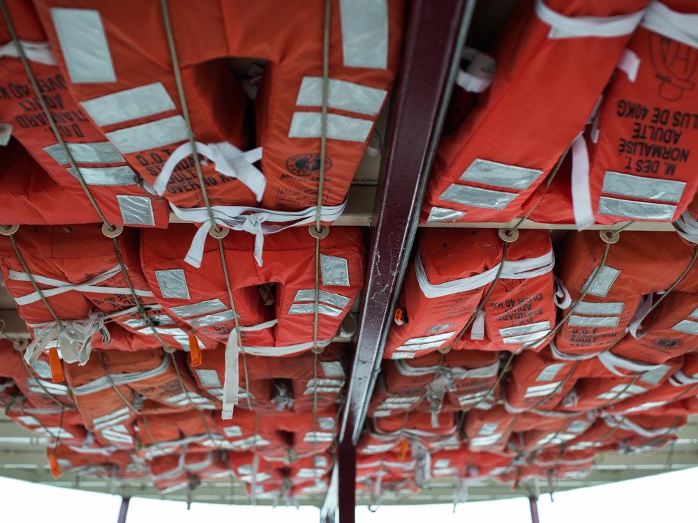 Royal Canadian Yacht Club Wedding - Ferry