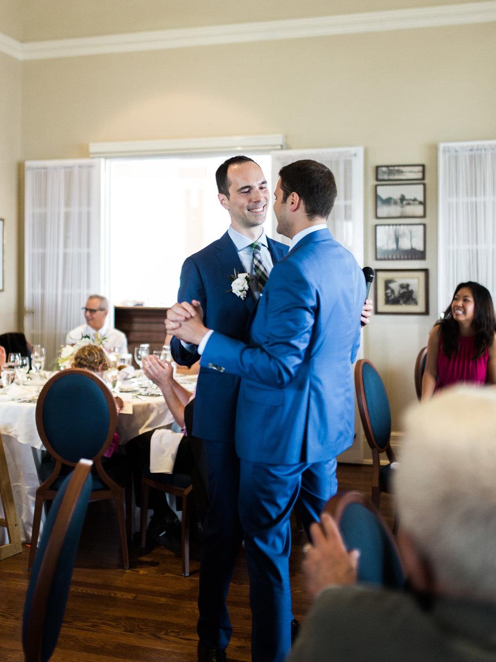 Toronto Island Royal Canadian Yacht Club Wedding