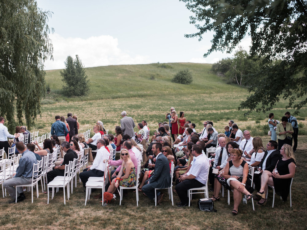 polmenna barn wedding