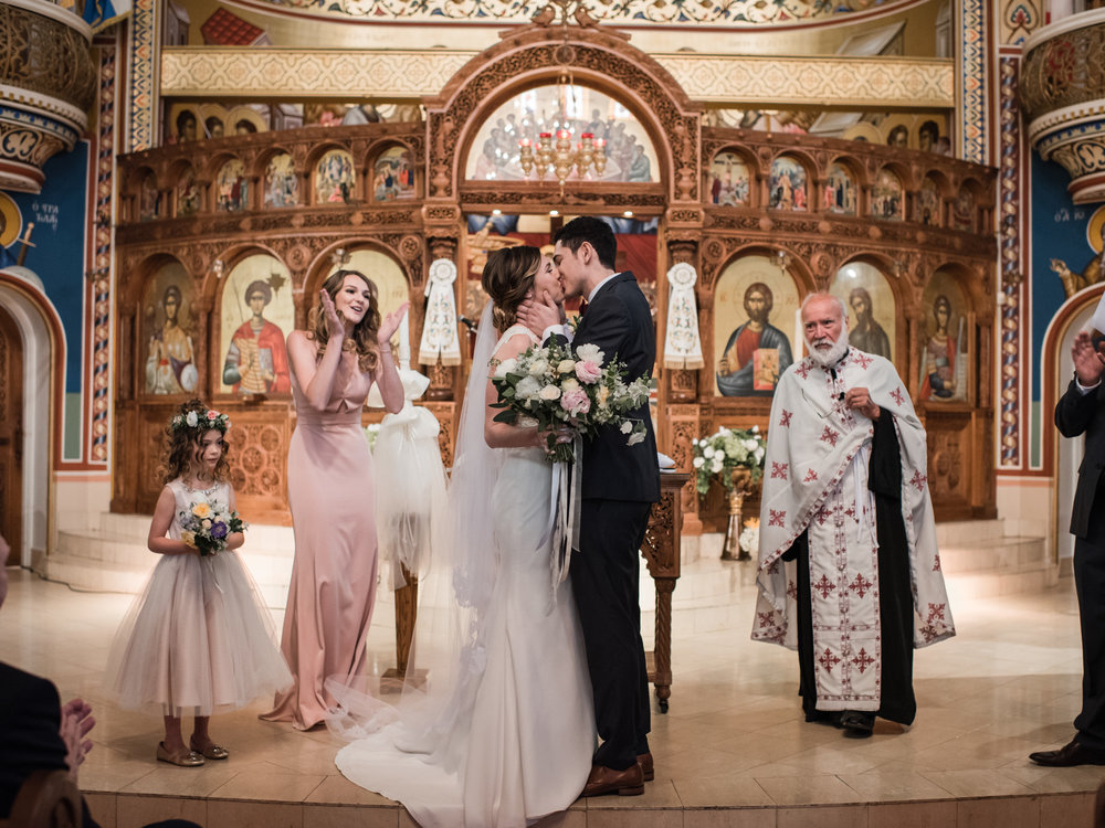 St. George's Greek Orthodox Church of Toronto - toronto wedding photographer - halifax wedding photographer