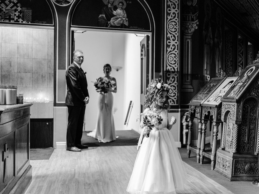 St. George's Greek Orthodox Church of Toronto wedding - toronto halifax wedding photographer