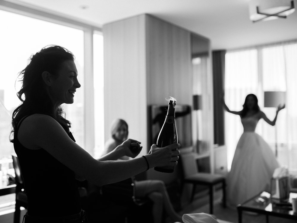 four seasons downtown toronto wedding hotel - toronto halifax wedding photographer