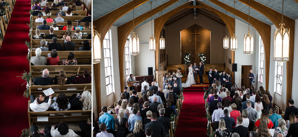 189-bride-groom-worship-toronto-church-wooden-arch-flowers.jpg