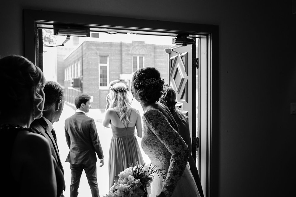 175-guests-candid-post-ceremony-wedding-outdoor-pale-blue-bridesmaid.jpg