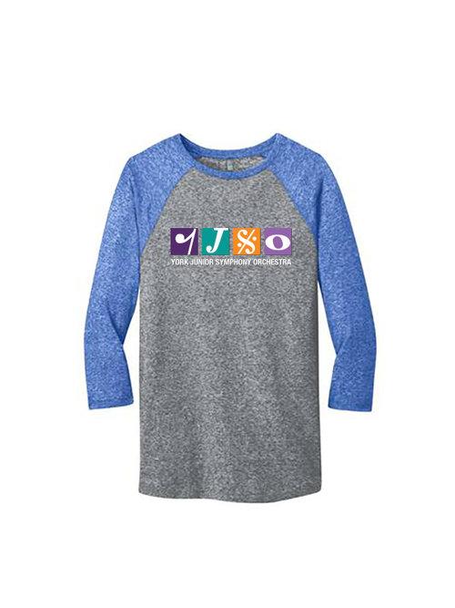 77a99eb09931f YJSO Raglan Shirt — YORK JUNIOR SYMPHONY ORCHESTRA