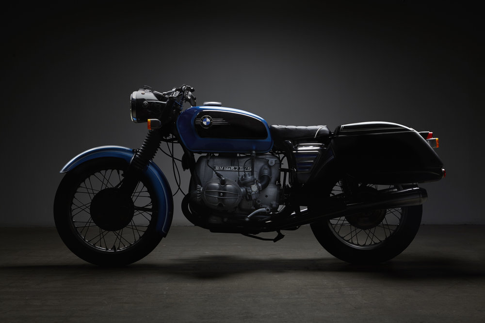 1974 Monza Blue R75/5
