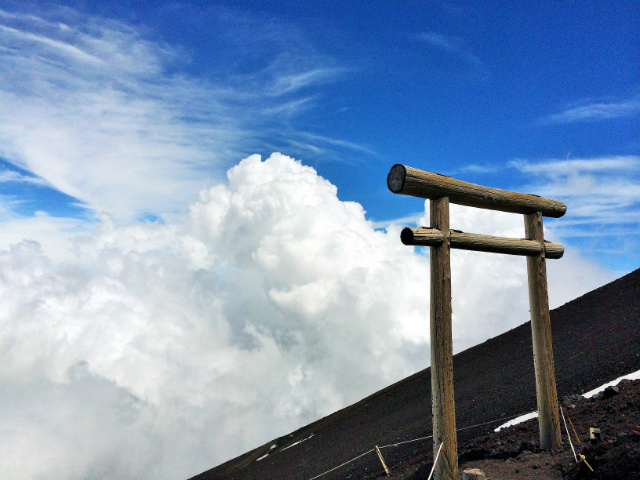 Mt. Fuji Climbing -