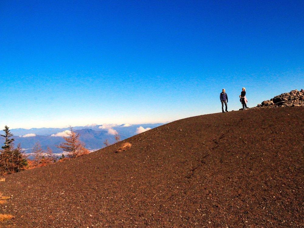 Hiking -