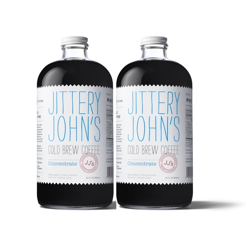 Jittery Johns Cold Brew Coffee