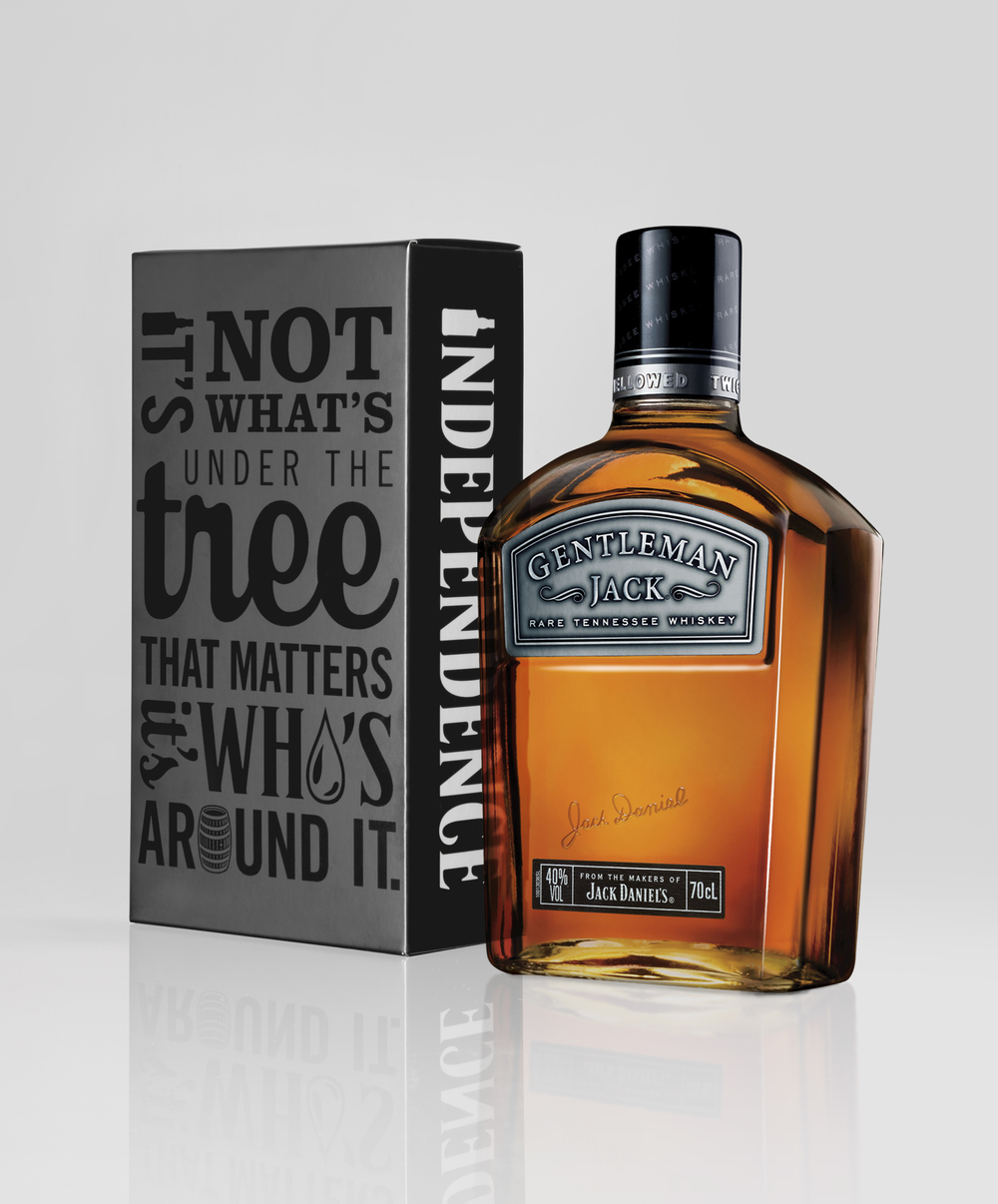 Jack Daniel\'s Family Christmas Gift Box — LLOYD SHIERS
