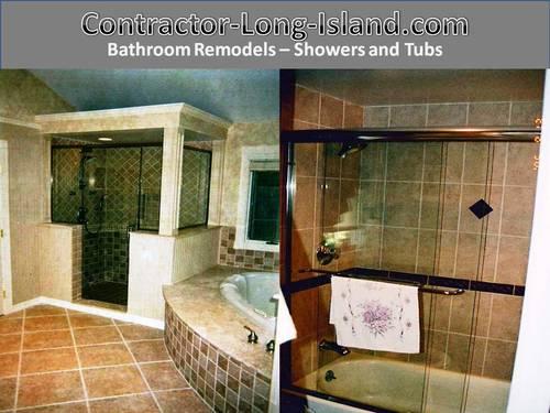 Bathroom Shower and Tubs Long-Island — Contractor Long Island - Trim ...