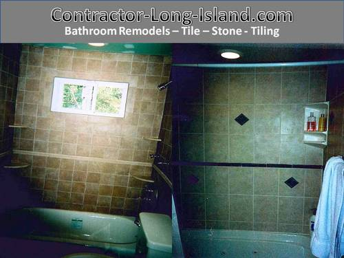 bathroom tiles long island