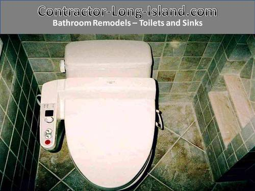 Bathroom Sinks Long Island toilets and sinks bathroom remodel contractor long island