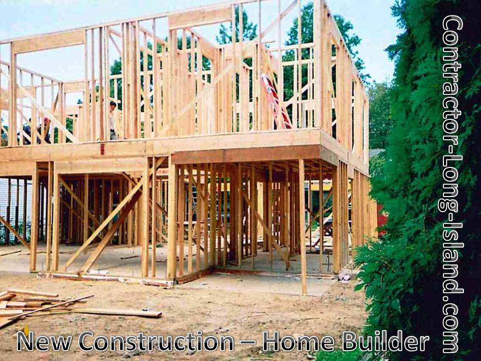 Contractor Long Island - New Construction - Builder Hamptons Nassau Suffolk