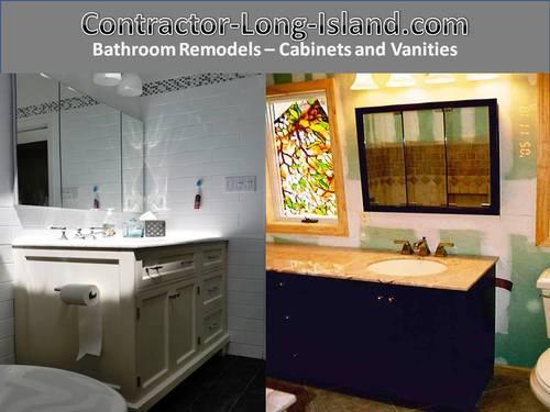 bathroom cabinets long island