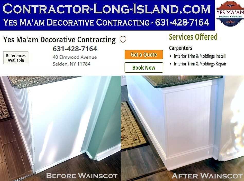 Decorative Contractor Long Island
