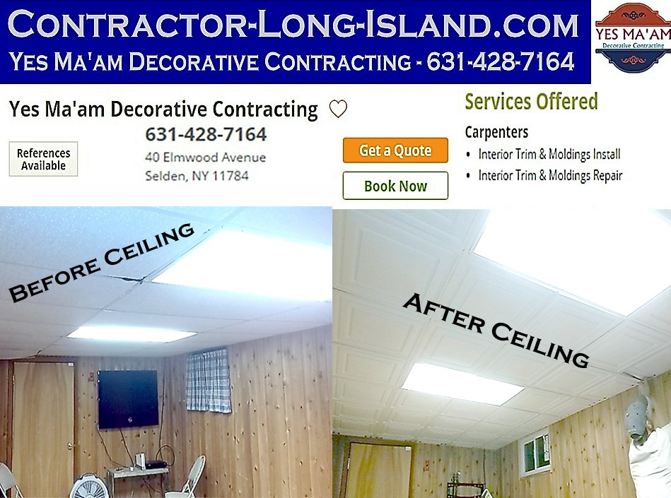 Dramatic Upgrades  - Carpentry: Decorative Molding - Trim Installation, Decorative Painting.