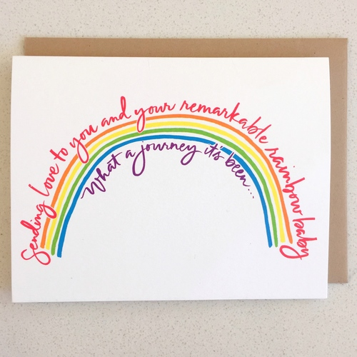 rainbow baby ihadamiscarriage created by dr zucker