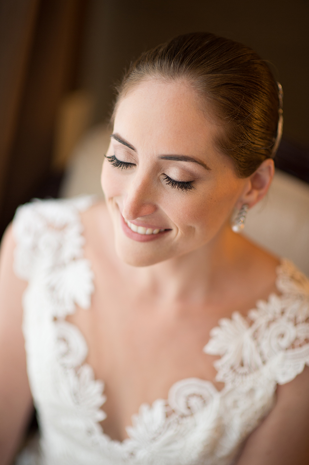 Bridal Closeup