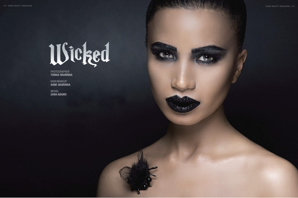 Beauty Photographer Tomas Skaringa - Wicked 1