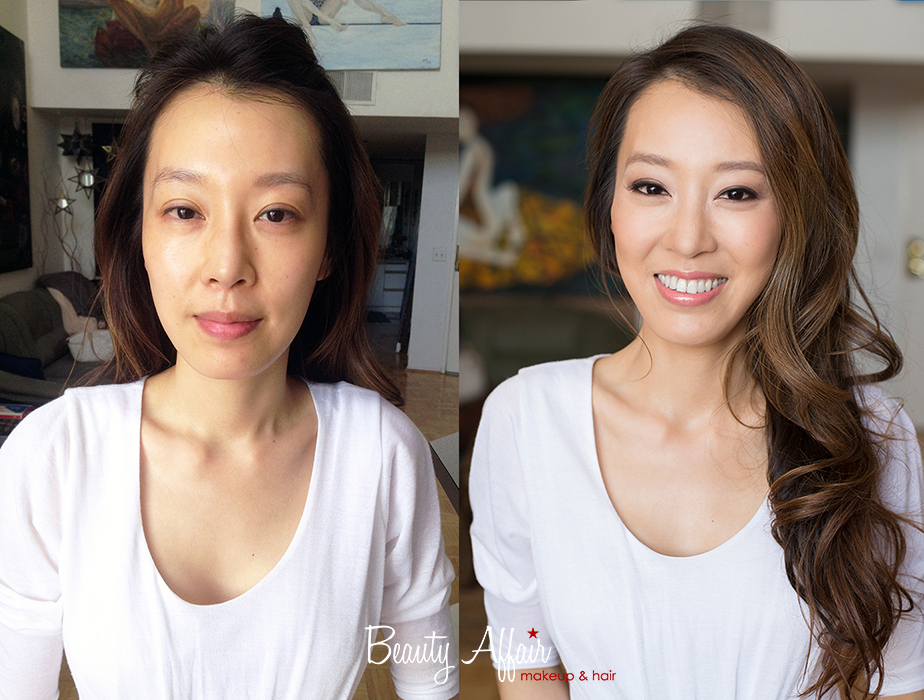 Bridal makeup trial  by Beauty Affair Agne asian beauty bride to be flawless