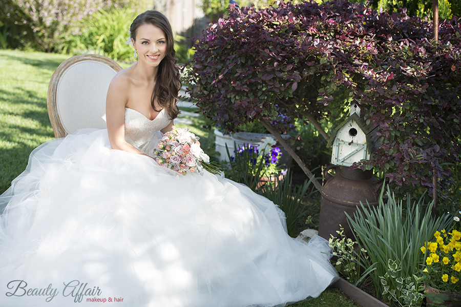 Beauty Affair bridal makeup and hair by Agne Skaringa Los Angeles natural gorgeous bridal makeup copy