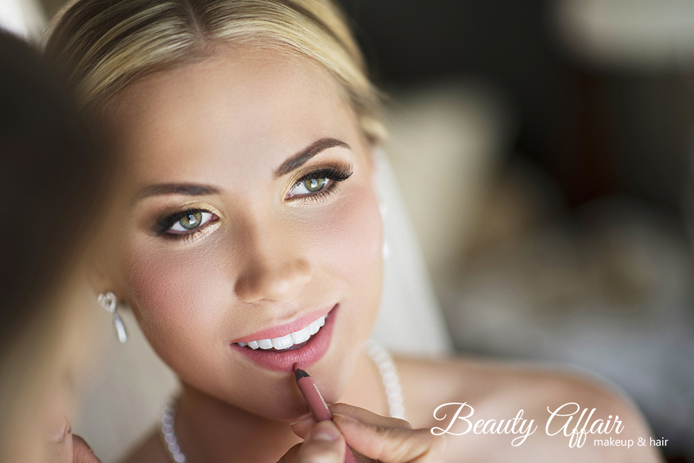 Best Bridal makeup artist and hairstylis Agne Skaringa Beauty Affair