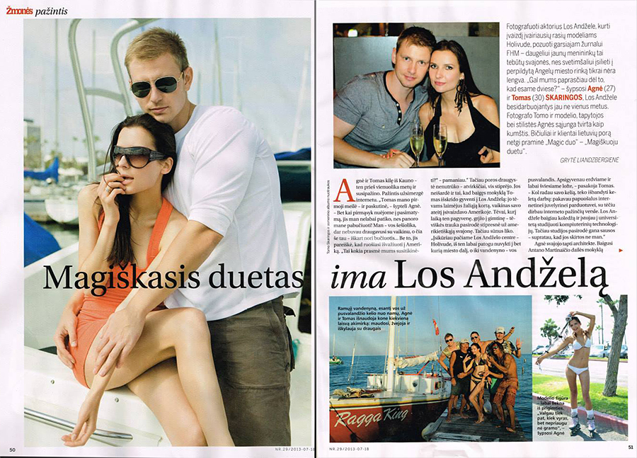 Agne Skaringa and Tomas Skaringa Makeup and photographer Los Angeles Lithuanians copy.jpg