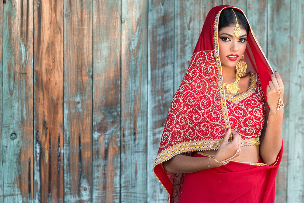 Beauty Affair indian bride gorgeous red lips.jpg