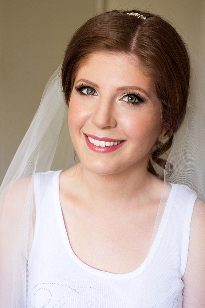 Bridal makeup and hair readhead green eyes by 3 Beauty Affair.jpg