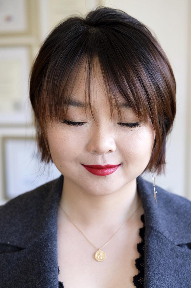 min Asian red lips red carpet makeup hair beauty affair oscars_4.jpg