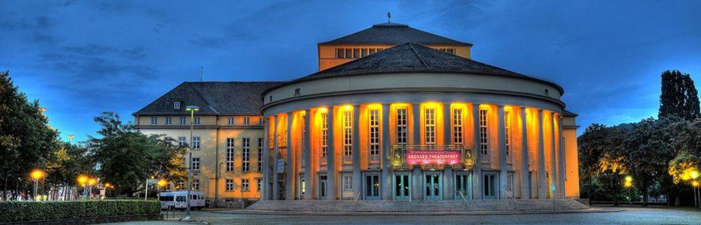 Saarländisches Staatstheater Saarbrücken