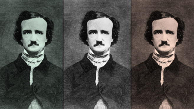 Poe as an editor, curator, and critic for  Literary Hub