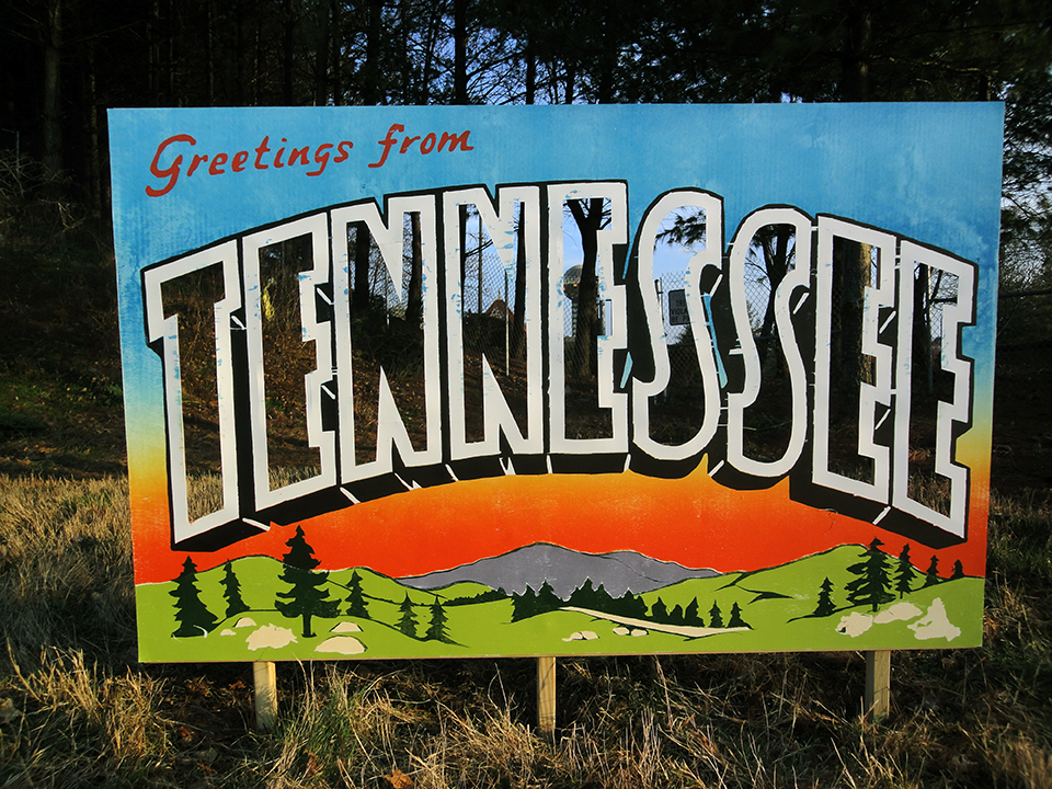 Greetings from Tennessee 1