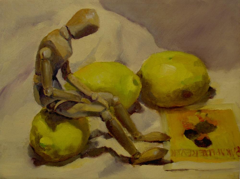 lemonsheepherd on wall.JPG