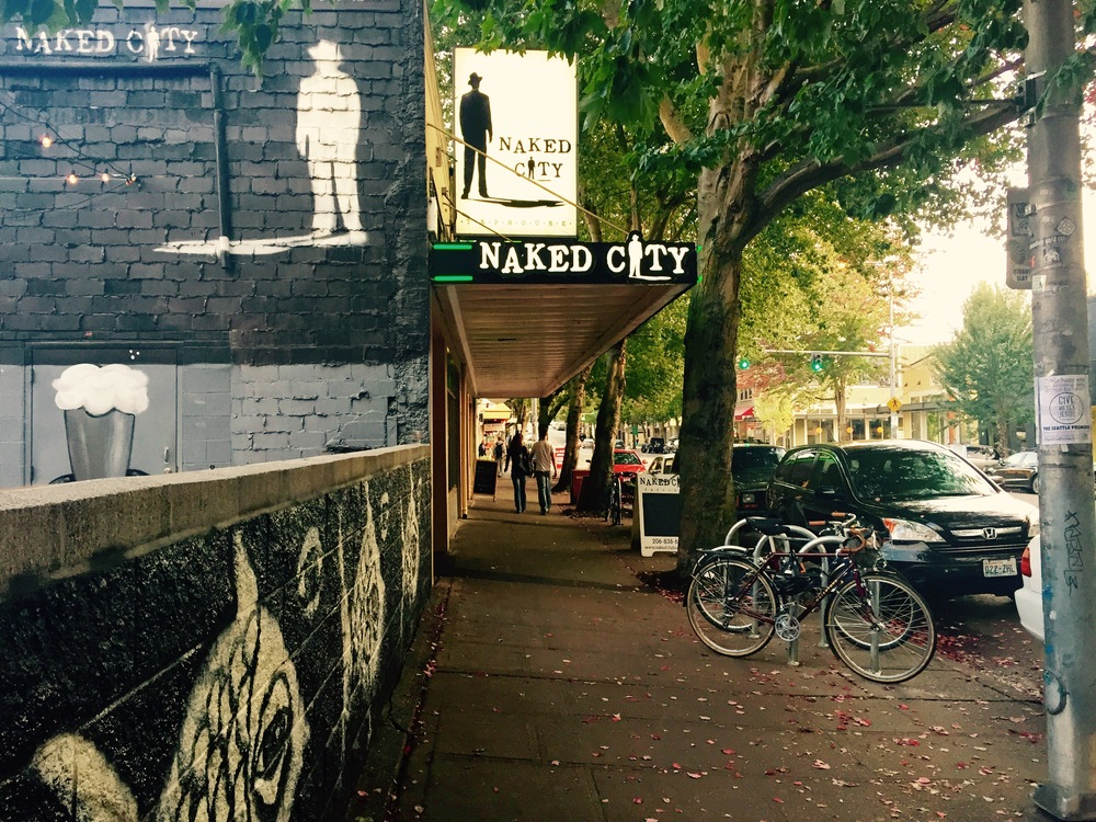Naked City Brewing