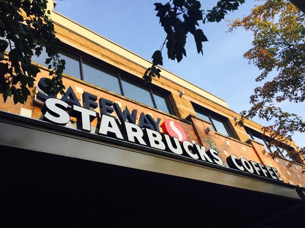 Safeway + Starbucks