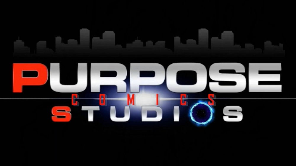 Purpose Studios Comics - NEW HEROES. NEW STORIES. NEW PURPOSE