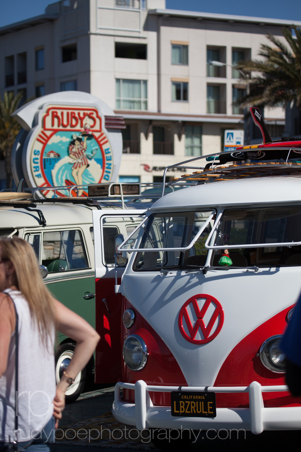 VW, Ruby's and the Strand