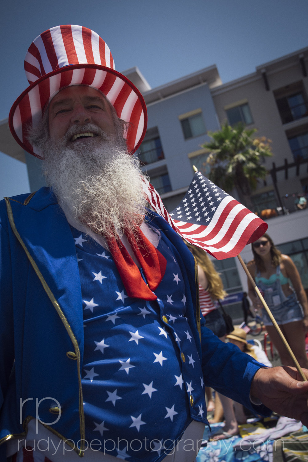 2017 Huntington Beach July 4th Parade
