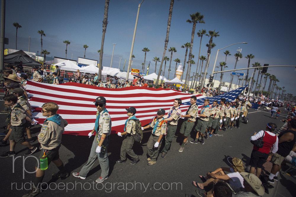 2017 Huntington Beach July 4th Parade