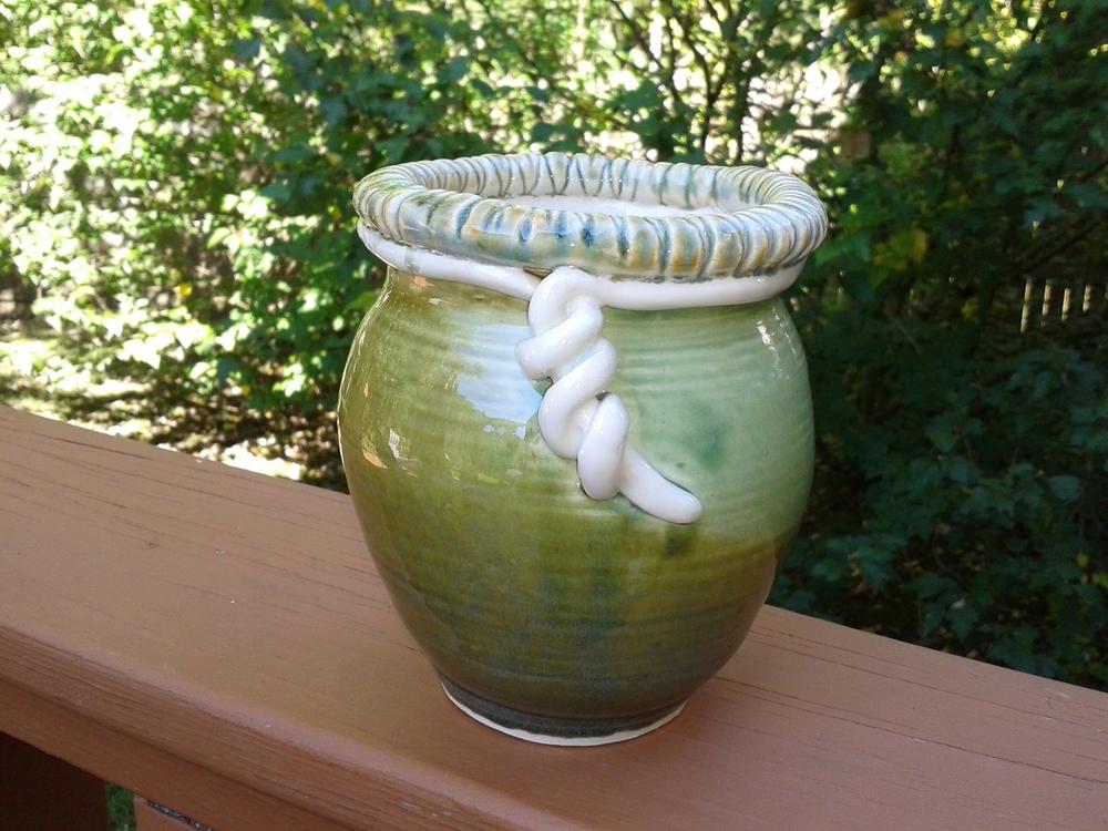 Utensil holder/Vase