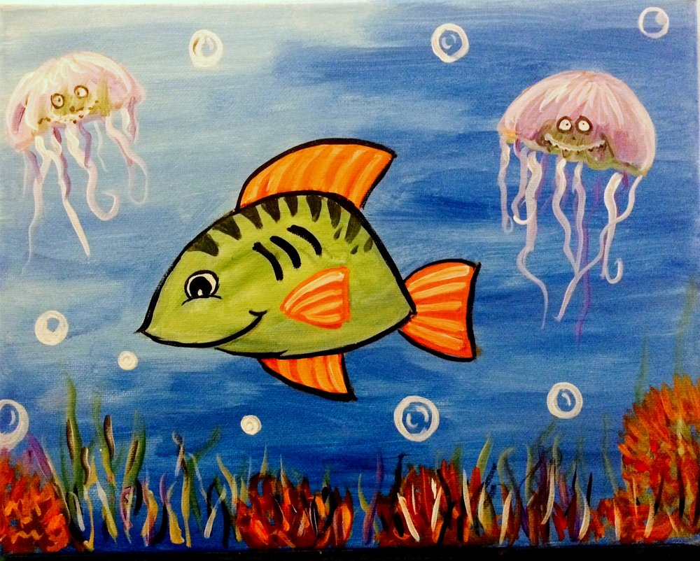 under the sea for kids