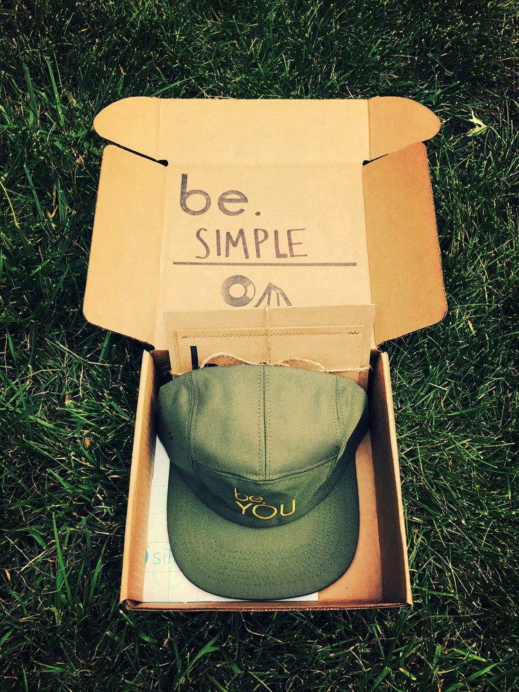 Be. Box