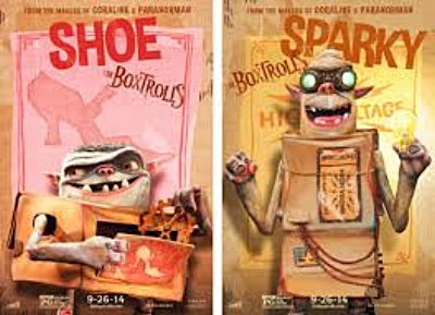 """Shoe"" and ""Sparky"""