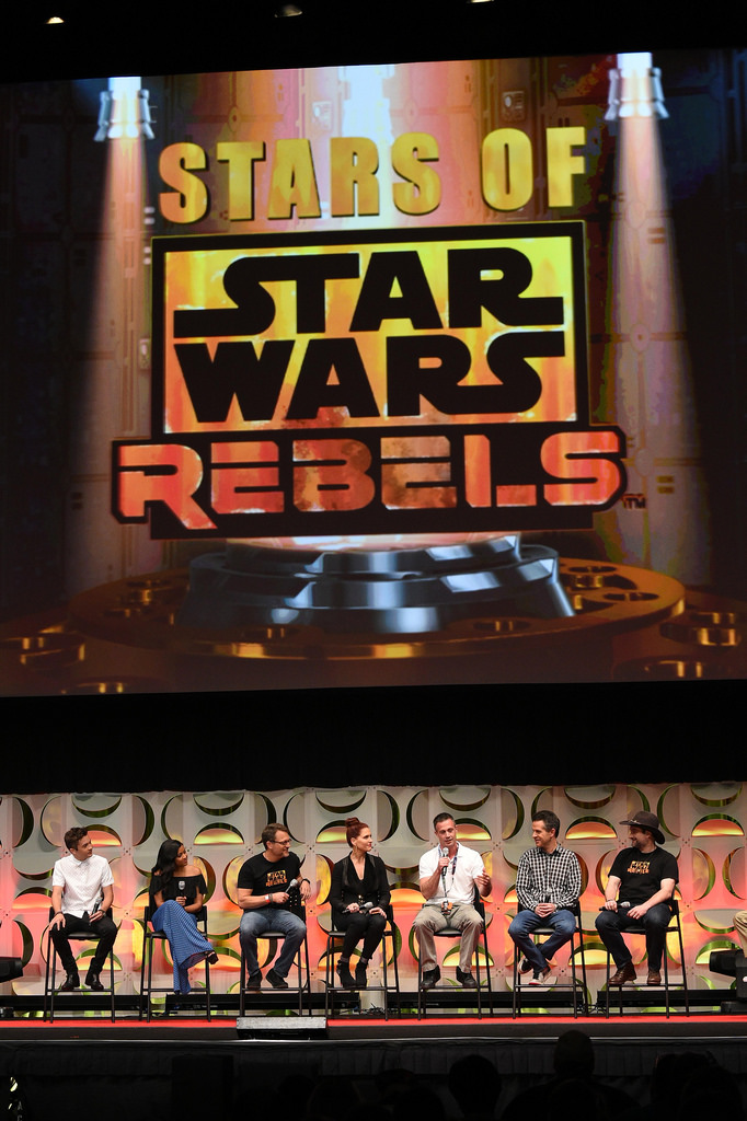 Cast of Star Wars: Rebels